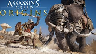 Assassin's Creed: Origins E10 - Къщи за секс и много бой! 1080p60HD