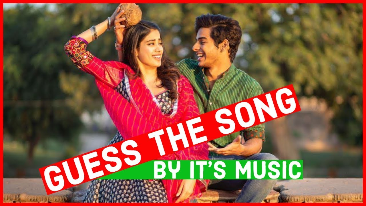 Guess The Song By It S Music Challenge Bollywood Songs Challenge Youtube