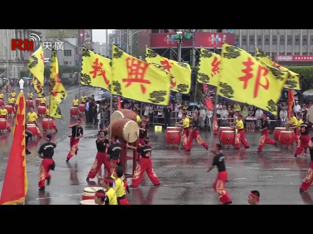 【央廣】105年國慶預演 陸軍專科學校