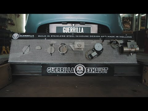 WHY WE GO FOR GUERRILLA EXHAUST