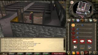Runescape 2007 Mini games in The Warriors Guild
