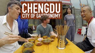Leshan Beef Soup (& Learning Chinese) // Chengdu: City of Gastronomy 40
