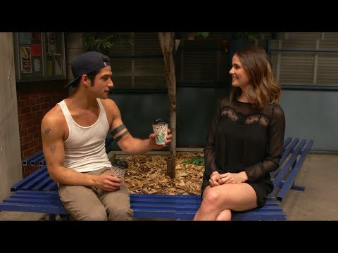 Tyler Posey & Shelley Hennig goes on a date