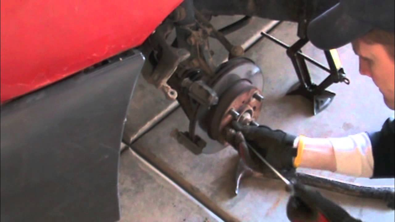 How To Do A Brake Job On 1995 2001 Chevy Or Geo Metro Youtube Chevrolet Berlinetta I Need Diagram For The Rear Drum Brakes