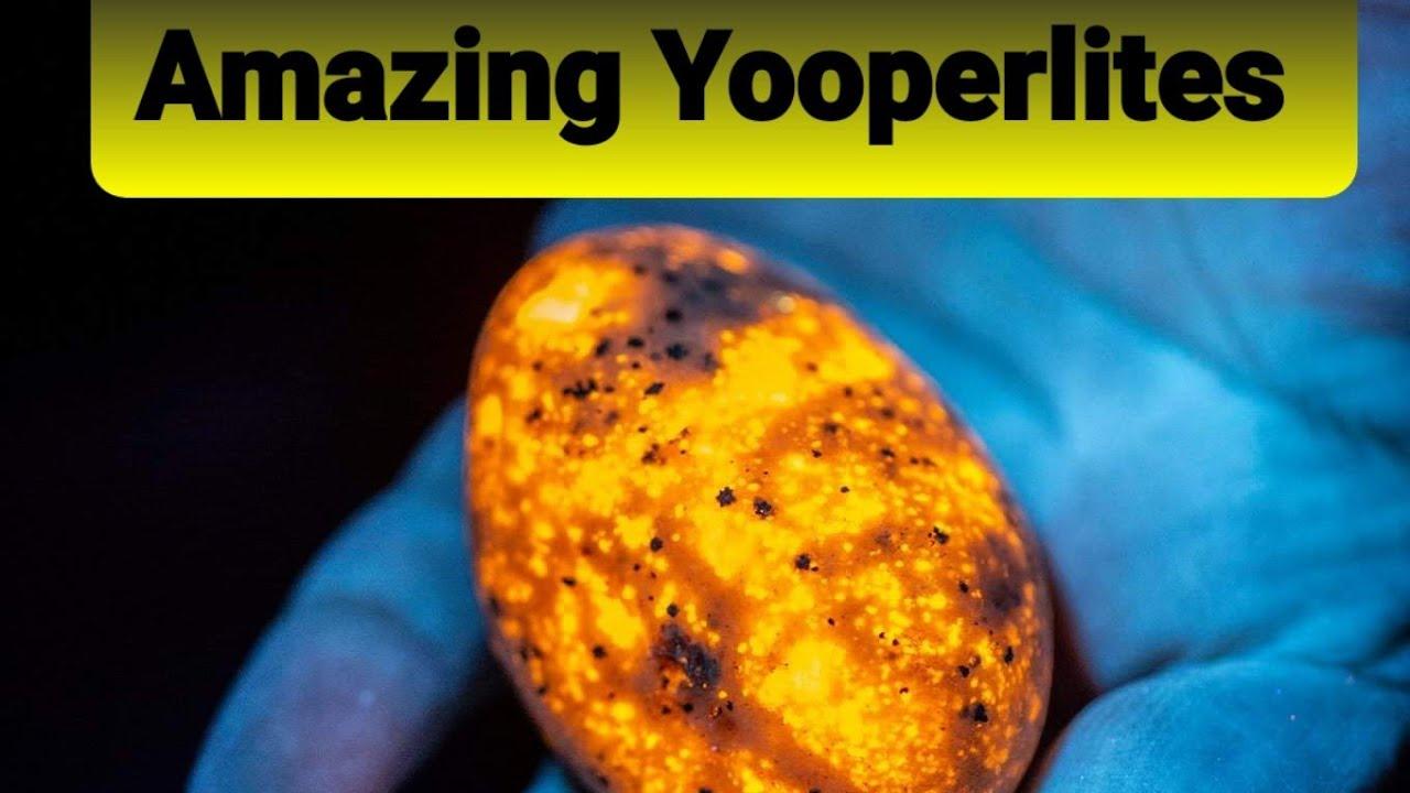 Yooperlites!! Picking Yooperlites on Lake Superior - YouTube