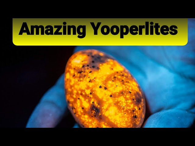 Yooperlites !! Picking Yooperlites on Lake Superior