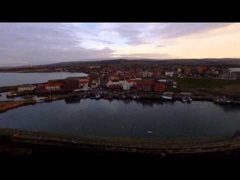 Dunbar Harbour 12/3/2016