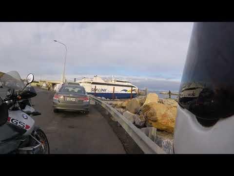 Motorbike trip to  Kangaroo Islands , Flinders Rangers, etc.
