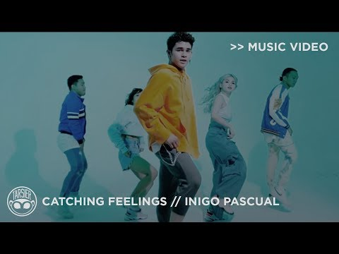 """""""Catching Feelings"""" - Inigo Pascual (feat. Moophs) [Official Music Video]"""