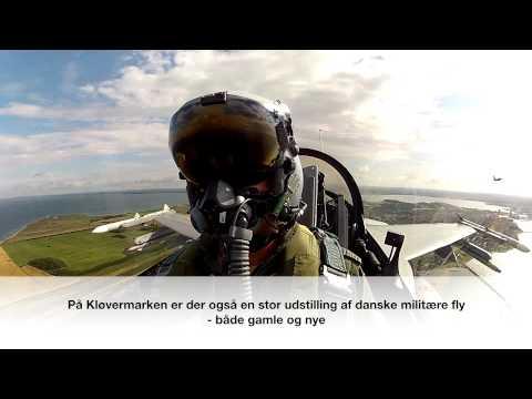 100-året For Dansk Militær Flyvning Markeres