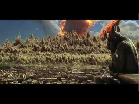 Armageddon - Meteor Hitting Paris