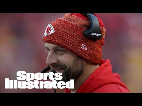 Chicago Bears Name Kansas City Chiefs OC Matt Nagy Head Coach | SI Wire | Sports Illustrated