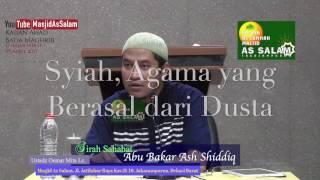Download lagu Syiah Agama dari Para Pendusta Ust Oemar Mita Lc Masjid As Salam 090417 MP3
