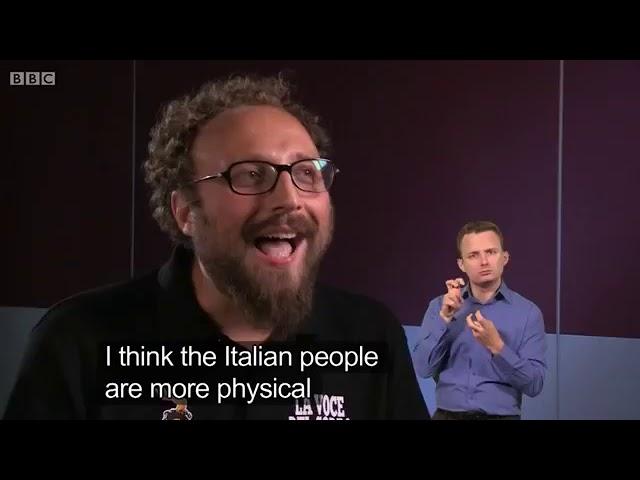 Intervista TV a Luca Vullo 2014