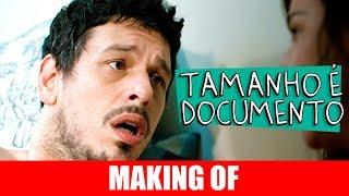 Vídeo - Making Of – Tamano é Documento