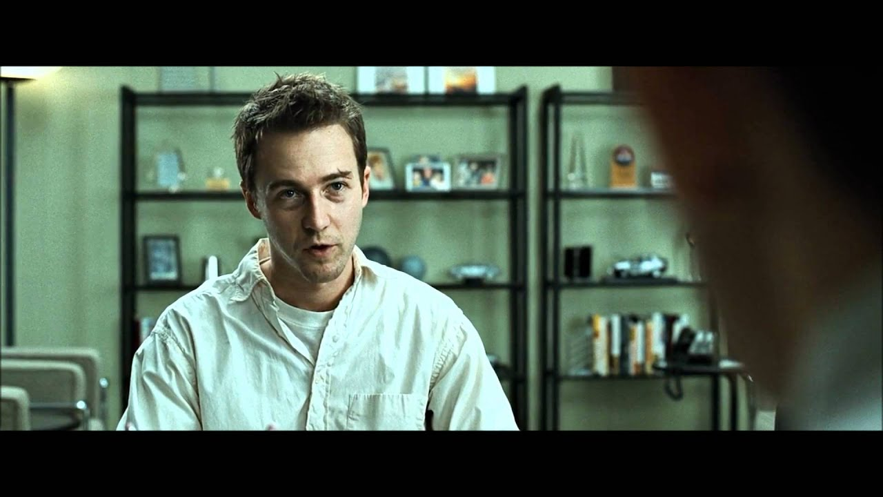 Fight Club Movie Quotes Wallpaper I Am Jack S Complete Lack Of Surprise Youtube