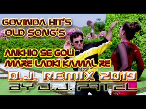 ankhio-se-goli-mare-govinda-super-hit-dance-songs-dj-mix-new-year-2019-||-official-music-videos