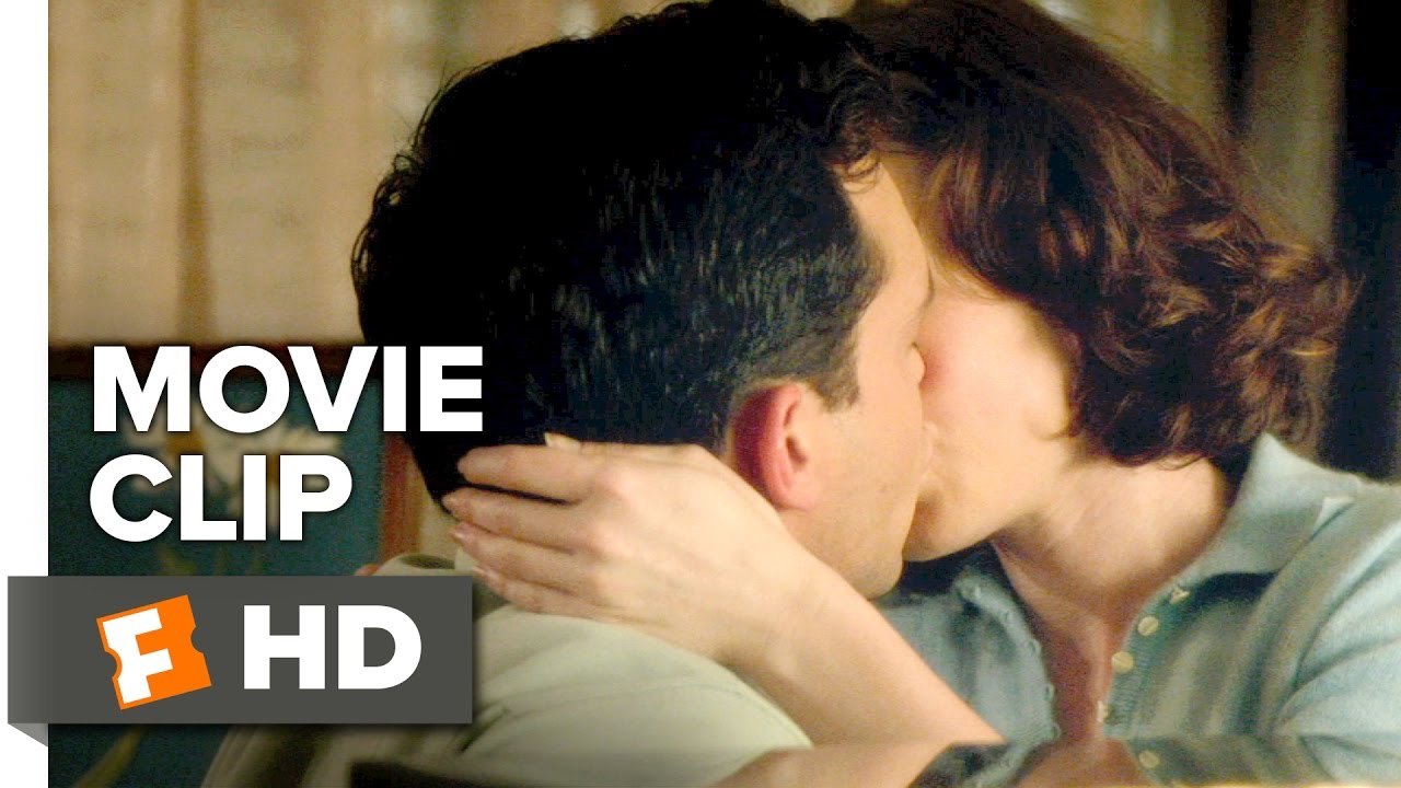 Rules Don't Apply Movie CLIP - Piano Kiss (2016) - Lily Collins Movie