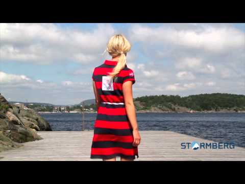 Stormberg catwalk - Mast piquekjole dame