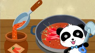 Fun Games For Kids - Baby Panda Dream Farm - Baby Chili Sauce