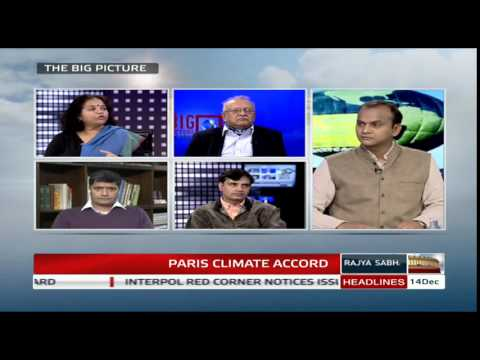 The Big Picture - Paris Climate Accord