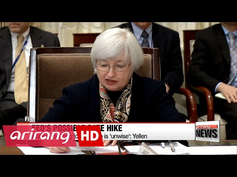 Waiting too long for rate hike is 'unwise': Yellen