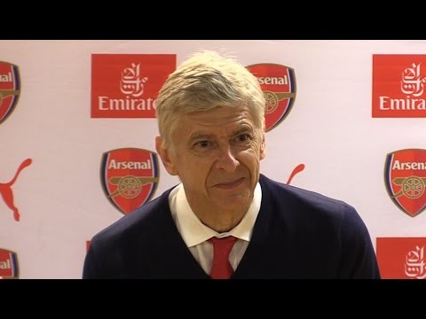 Arsenal 3-2 Swansea - Arsene Wenger Full Post Match Press Conference