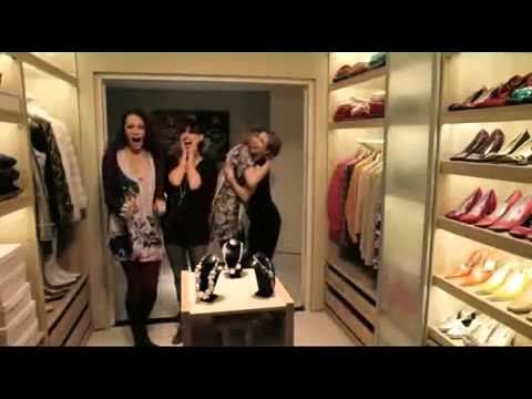 His And Hers Walk In Closet heineken reklame: his and her closet - youtube