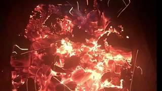 Магия огня/ Мои коты/ Москва-Сити в огнях/ Мои работы/