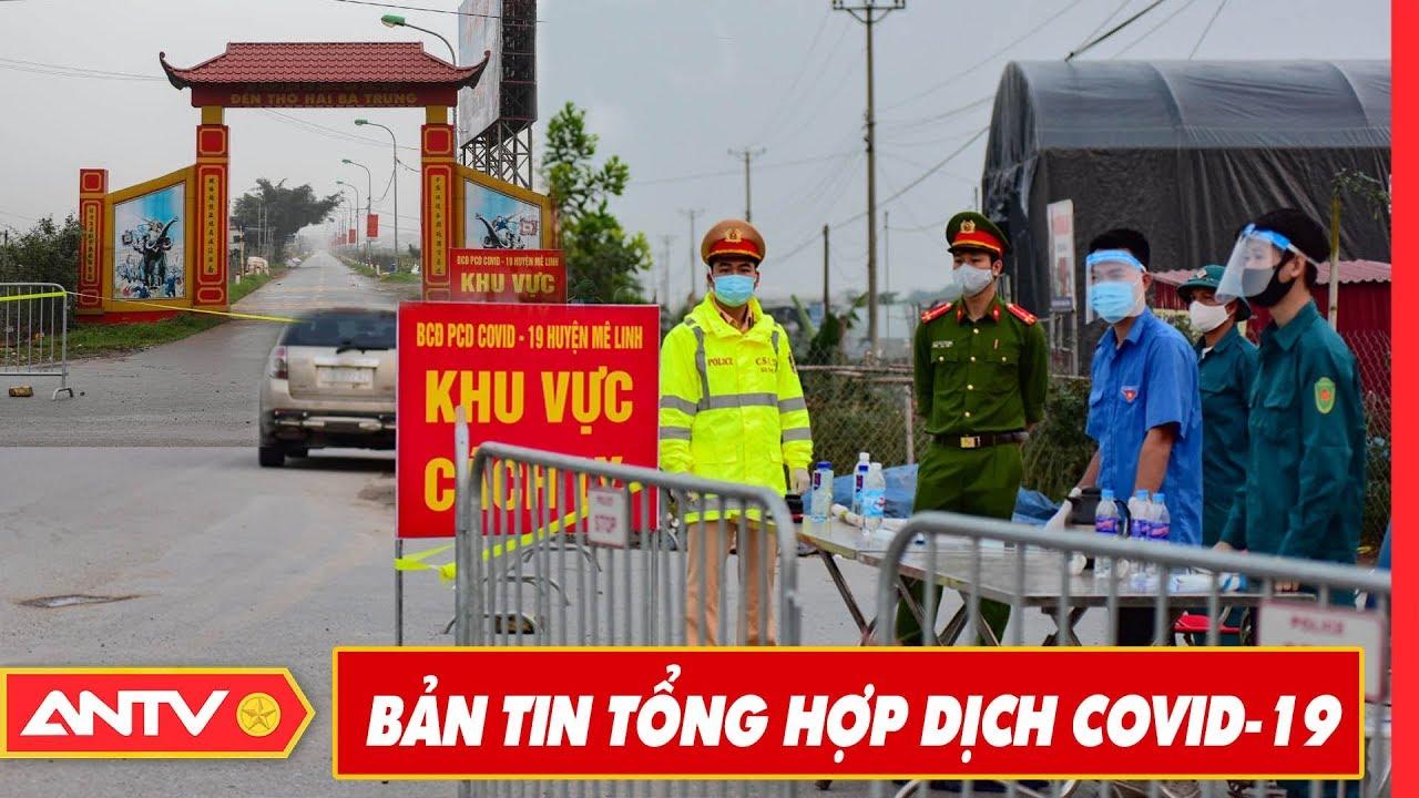 Tin tức dịch bệnh Covid-19 chiều 09/04 | Tin mới virus Corona Việt Nam và đại dịch Vũ Hán | ANTV