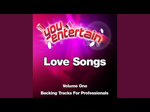 When You Say Nothing At All (Professional Backing Track) (In the Style of Ronan Keating)