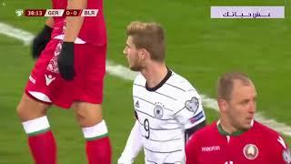 ملخص مباراة المانيا وبيلاروسيا (4-0) ، ثنائية لكروس وإنقاذ نوير لضربة جزاء