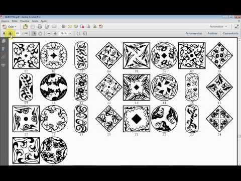 Artcam kit1 6540 vetores 2d eps artesanato mdf usinagem for 2d design online