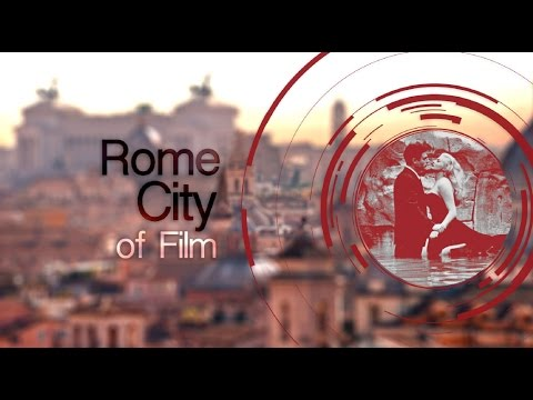 Rome City of Film - PROMO