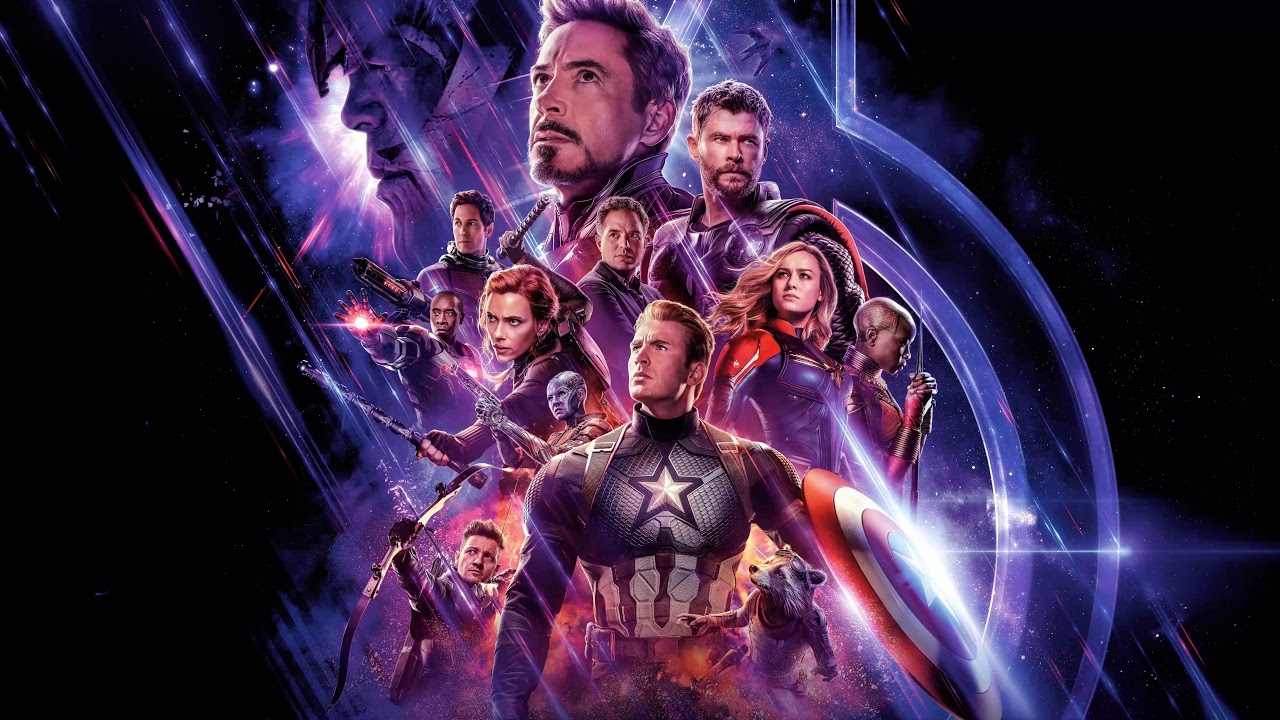 Wallpaper Avengers Endgame Animated 4k Youtube