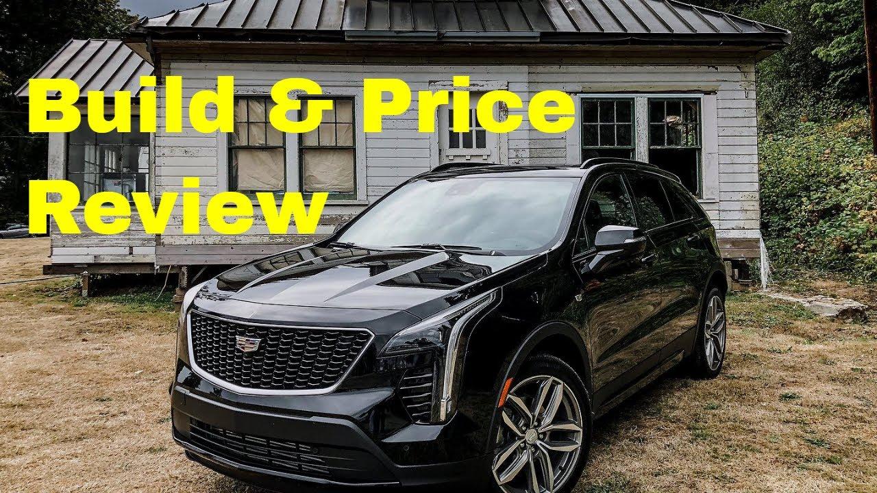 2019 Cadillac XT4 Premium Luxury AWD SUV