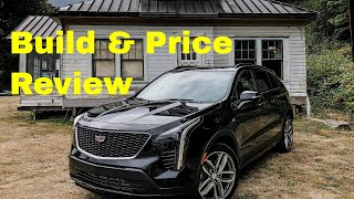 2019 Cadillac XT4 Premium Luxury AWD SUV - Build & Price Review: Configurations, Features, Specs