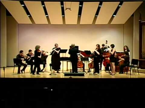 Brandenburg Concerto Number 2 in F Major