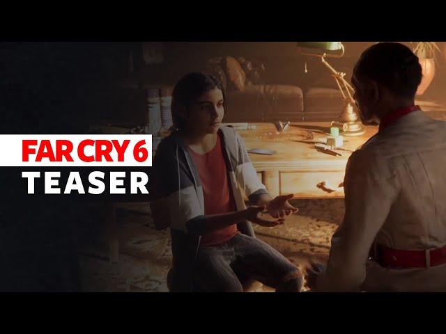 FarCry 6 Teaser Trailer