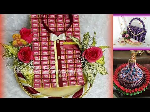 Wedding Tatta Decoration Idea L Totto Sajano L Chocolate Tray L 2018