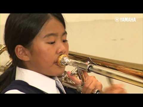 Yamaha Warm-up Training for Wind Ensemble