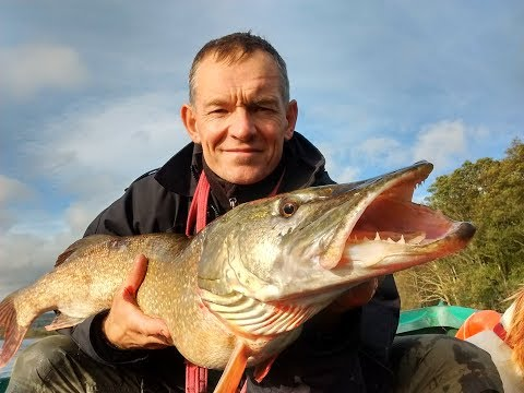 Trolling For Pike In The Lake District 2017-18