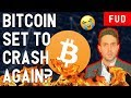 PROOF Bitcoin is headed for ANOTHER CRASH? Shocking prediction from Sr Bloomberg Crypto analyst!
