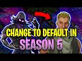 [FIXED] How To Use a Default Skin in Season 5! (Fortnite Battle Royale)