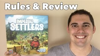 Imperial Settlers Review - JonGetsGames