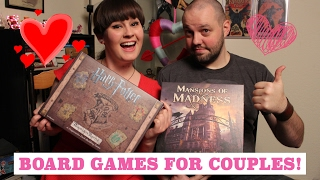 Top 10 Two Player Board Games