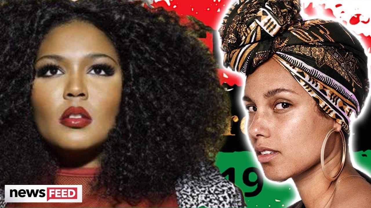 Lizzo, Alicia Keys & More Honoring Juneteenth!