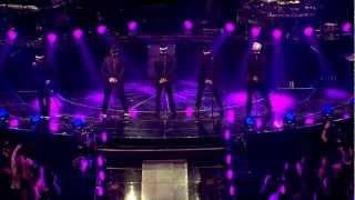 NKOTBSB live at O2 Arena - Didn't I / Valentine Girl