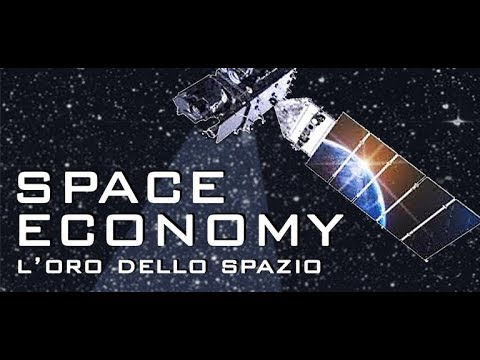 Space Economy: l'oro dell'universo. Live da Genova