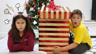 Alguém viu o Papai Noel? Esqueceram de mim! 🎅Santa Forgot Me